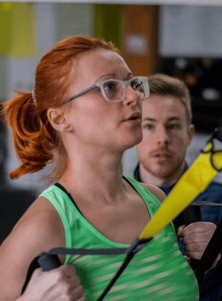 Client testimonials - Dynamic Fitness Training