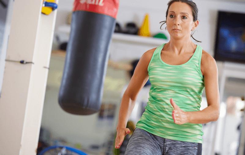 Aleksandra Kapuran personal trainer running