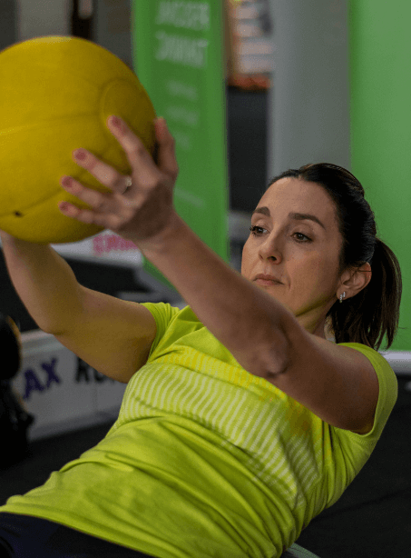 Dynamic Fitness Training core ball